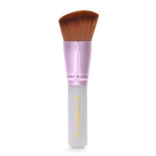CANMAKE 棉花糖柔滑斜平头粉底刷蜜粉刷化妆刷