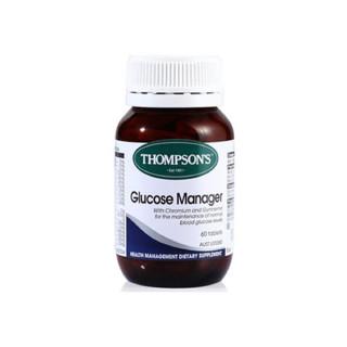 Thompsons汤普森 血糖平衡片 60片