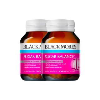 澳佳宝BLACKMORES 血糖平衡配方 90粒 ×2